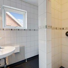 Hotel Jernbanegade ванная