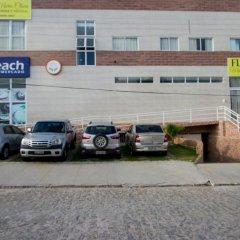 Отель Pousada Marie Claire Flats парковка