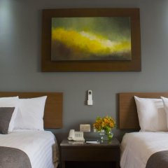 Eco Hotel Guadalajara Expo 3* Стандартный номер с различными типами кроватей фото 2