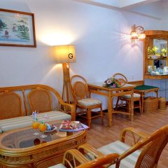 Green Hotel Nha Trang 3* Номер Делюкс фото 3