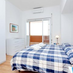 Апартаменты Salaria Apartment комната для гостей фото 5