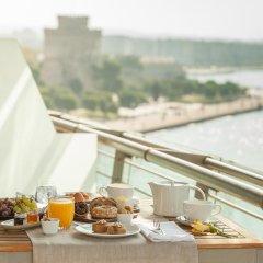 Отель Daios Luxury Living Греция, Салоники - отзывы, цены и фото номеров - забронировать отель Daios Luxury Living онлайн питание фото 3