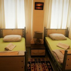 Levanten Hostel Стандартный номер 2 отдельные кровати (общая ванная комната) фото 4