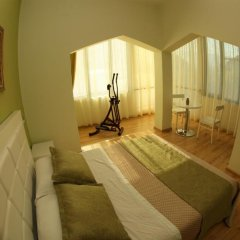 White City Hotel 3* Стандартный номер с различными типами кроватей фото 4