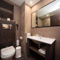 Отель Athina Airport Hotel Греция, Ферми - 1 отзыв об отеле, цены и фото номеров - забронировать отель Athina Airport Hotel онлайн ванная