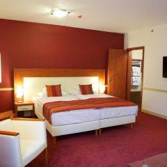 Hotel City Inn 4* Улучшенные апартаменты с различными типами кроватей фото 2