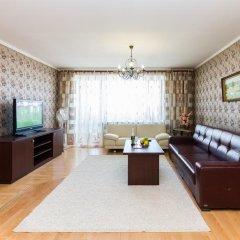 Апартаменты Molnar Apartments Минск комната для гостей фото 2