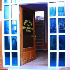 Nanda Wunn Hotel - Hostel Кровать в общем номере с двухъярусной кроватью фото 3