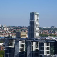 Thon Hotel Brussels City Centre бассейн