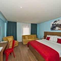 Endless Hotel Taksim 3* Стандартный номер с различными типами кроватей