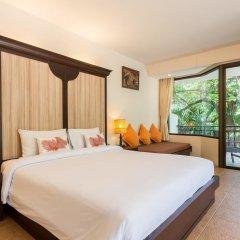 Отель Patong Lodge 3* Стандартный номер с различными типами кроватей