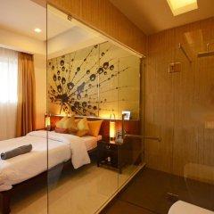 Отель AQUA Villas Rawai 4* Стандартный номер с разными типами кроватей фото 10