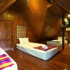 Отель Koh Tao Royal Resort 3* Бунгало Делюкс с различными типами кроватей фото 39