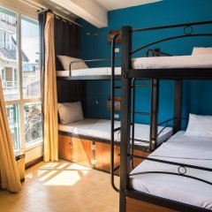 Отель Vietnam Backpacker Hostels - Downtown Кровать в женском общем номере с двухъярусной кроватью фото 2