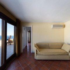 Отель La Rosa Sul Mare 4* Апартаменты фото 2