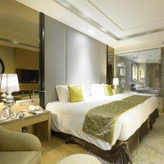 Отель Radisson Blu Jaipur 4* Улучшенный номер с двуспальной кроватью фото 3