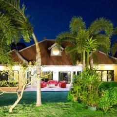 Отель Magic Villa Pattaya 4* Вилла Делюкс с различными типами кроватей фото 14