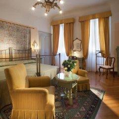 Hotel Tornabuoni Beacci 4* Стандартный номер с различными типами кроватей фото 4