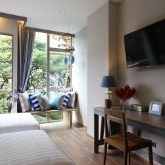 Tints of Blue Hotel 3* Студия с различными типами кроватей фото 7