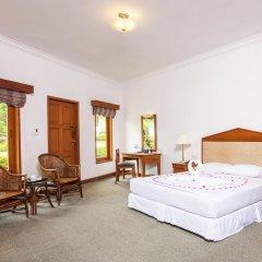 Отель Aye Thar Yar Golf Resort 3* Номер Делюкс с различными типами кроватей фото 4