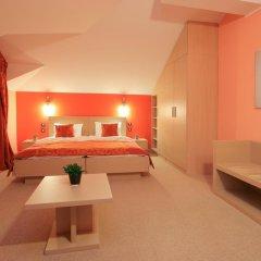 Euro Garni Hotel 4* Стандартный номер с различными типами кроватей фото 2