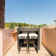 Отель Garibaldi Roof Garden Италия, Рим - отзывы, цены и фото номеров - забронировать отель Garibaldi Roof Garden онлайн балкон