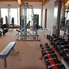 Отель White Dream Тирана фитнесс-зал фото 4