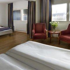 Park Inn by Radisson Oslo Airport Hotel West 3* Полулюкс с двуспальной кроватью фото 2