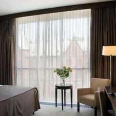 Europeum Hotel 3* Стандартный номер с двуспальной кроватью фото 21