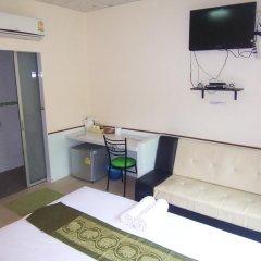 Airport Overnight Hotel 3* Стандартный номер разные типы кроватей фото 8