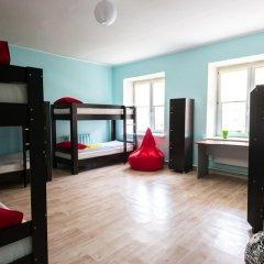 Like Hostel Tula Кровать в общем номере с двухъярусной кроватью фото 9