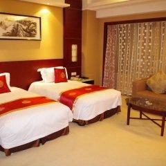 Отель Howard Johnson Wyndham Leonora plzaz Shanghai Китай, Шанхай - отзывы, цены и фото номеров - забронировать отель Howard Johnson Wyndham Leonora plzaz Shanghai онлайн комната для гостей фото 3