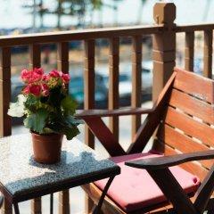 Отель Jomtien Boathouse 3* Номер Делюкс с различными типами кроватей фото 10