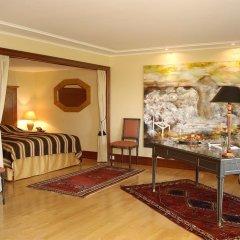 Отель Hotell Refsnes Gods 4* Люкс с различными типами кроватей фото 5