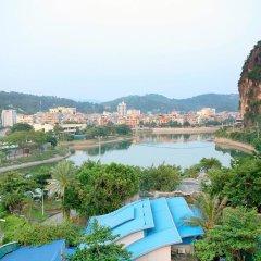 Ha Long Park Hotel 2* Улучшенный номер с различными типами кроватей фото 4