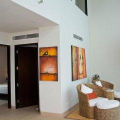 Отель Raya Beachloft ванная