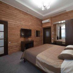 Гостиница Заречье Стандартный номер двуспальная кровать фото 2