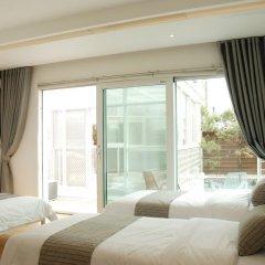 Отель The Mei Haus Hongdae 3* Стандартный номер с различными типами кроватей фото 7