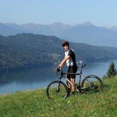 Отель Naturhotel Alpenrose Австрия, Мильстат - отзывы, цены и фото номеров - забронировать отель Naturhotel Alpenrose онлайн спортивное сооружение