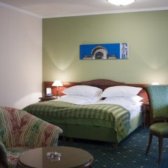 Отель Mercure Secession Wien 4* Стандартный номер с различными типами кроватей фото 13