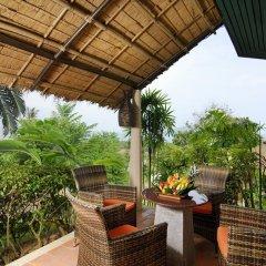 Отель Mangosteen Ayurveda & Wellness Resort 4* Семейный люкс с двуспальной кроватью фото 7