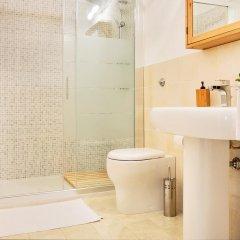 Отель Buen Aire B&B Cagliari ванная