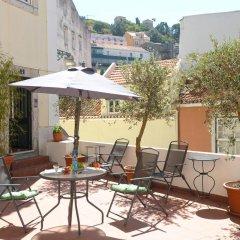 Отель Costa Do Castelo Terrace фото 2
