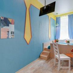 Гостиница Жилое помещение Современник Номер с общей ванной комнатой с различными типами кроватей (общая ванная комната) фото 4