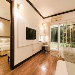 Annam Legend Hotel 3* Стандартный семейный номер с двуспальной кроватью фото 2