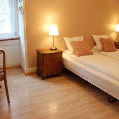 Отель The Bed and Breakfast 3* Стандартный номер с двуспальной кроватью (общая ванная комната) фото 4