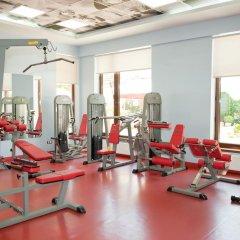 Гостиница Отрада фитнесс-зал фото 3