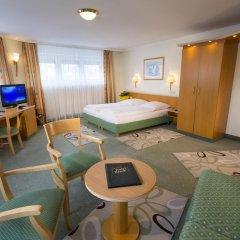 Отель Minotel Brack Garni 3* Стандартный номер фото 3