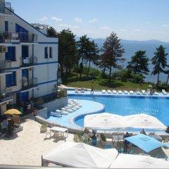 Отель Blue Bay Palace Apart Complex Болгария, Поморие - отзывы, цены и фото номеров - забронировать отель Blue Bay Palace Apart Complex онлайн бассейн фото 2