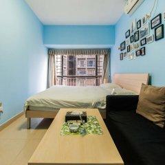 Апартаменты Shenzhen Grace Apartment Апартаменты с различными типами кроватей фото 11
